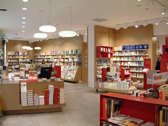 sixplus architetti nuove librerie san paolo