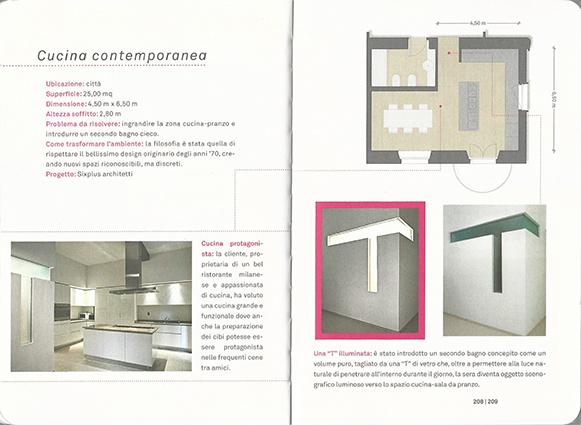 Sixplus architetti pubblicazioni for Arredo casa 2010